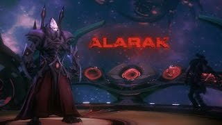 Co-op Commander Preview: Alarak