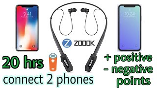 Zoook ZB Jazz Claws Unboxing & Features with Review in Hindi