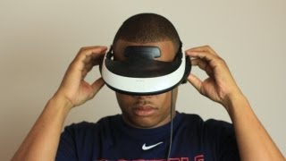 Review: Sony Personal 3D Viewer