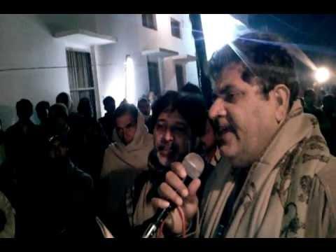 Nauha- Zainab Ne Kaha Rokar (nauha Khwaan- Sadiq Haider(gohar), Sikanderpur). 9th Moharram, 2012 video