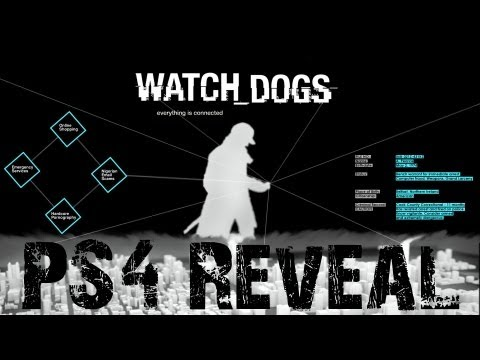 PS4: Watch Dogs estará disponible en la PS3 y PS4 (VIDEO)