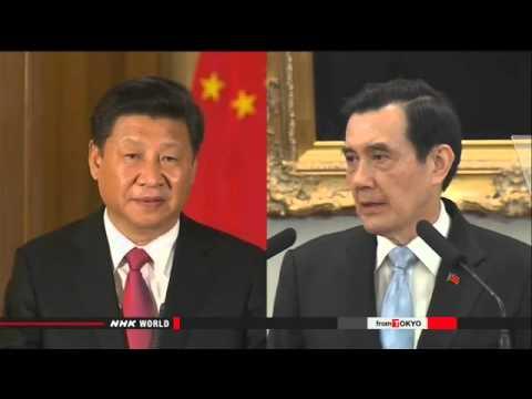 ► China, Taiwan to hold historic summit