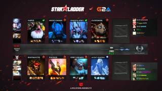 Lan - C9 vs Tinker - game2