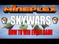 Mineplex Skywars Montage How To Win Every Game Of Skywars Meatstik Minecraft mp3
