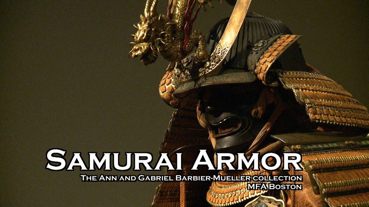 Japanese Samurai Wallpaper Mfa Japanese Samurai Armor