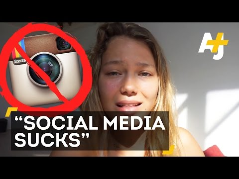 Instagram Model Essena O'Neill Makes Emotional Video Quitting Social Media