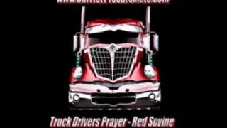 Truck Drivers Prayer - Red Sovine - Animated by CarrierProcureMate.com