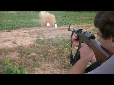 VZ-58 Rifle Short Vid