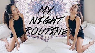 My Fall/Winter School Night Routine! | Maria Bethany