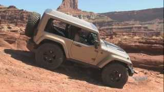 Jeep Easter 2013 Moab Safari