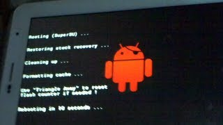 How To Root Galaxy Tab 2 7.0 Jelly Bean 4.1.1 [Detailed]
