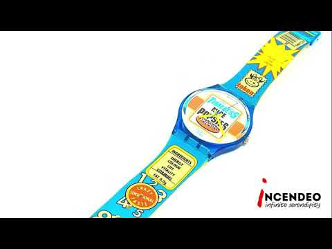 SWATCH Good Morning Watch GN156 (1996)