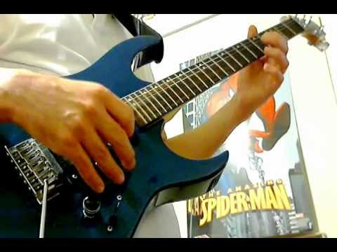 Guitar Tutorial How 2 Play Trans Siberian Orchestra's *Canon Rock*  TSO  *The Christmas Attic*