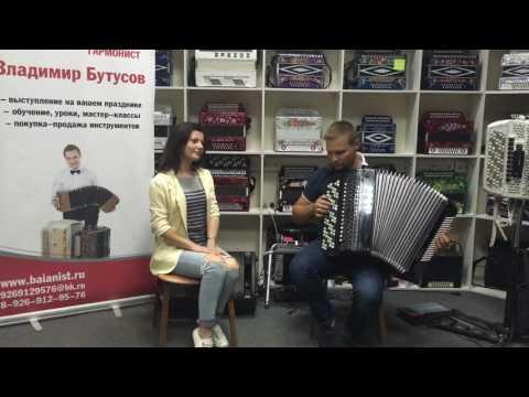 Live-экспромт с Инной Каменевой