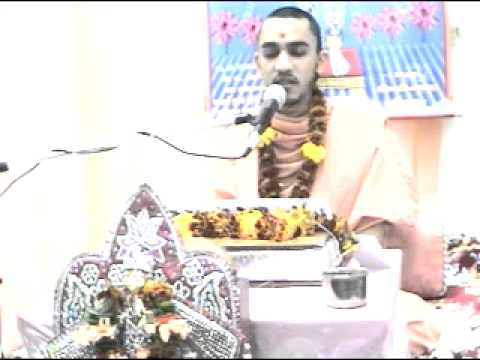 Bolton Temple 39th Patotsav 2012 - Day 5 - Morning Katha - Shreemad Satsangi Jeevan