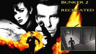 Goldeneye 007 - Bunker 2 (Recreated with Super HQ)