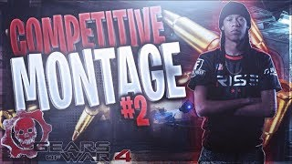 GEARS OF WAR 4 - AVEXYS PRO PLAYER COMPETITIVE MONTAGE #2