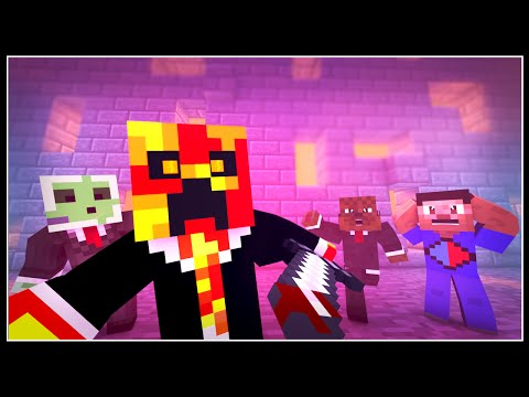 Minecraft MIKE MYERS ANIMATED! - Minecraft Animation (Funny Moments!) MP3