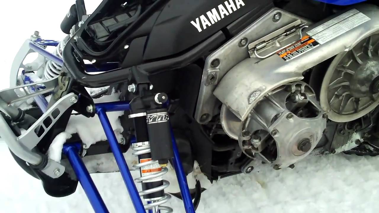 Yamaha Phazer  Stroke