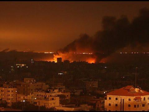 Impresionantes imágenes de los ataques en las calles de Jerusalen