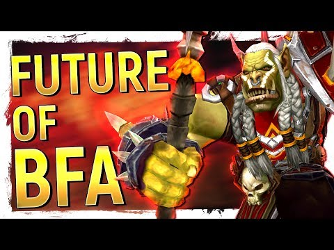 PATCH 8.1: TIdes of Vengeance - The Future of Battle For Azeroth - The Shot In The Arm BfA Needs?