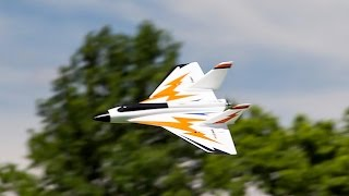ROC Hobby SWIFT RC Airplane by FMS with Killer Planes Supermax Crashproofing