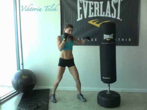 Burn Fat-Get 6 Pack Abs: Boxing Workout Everlast Image 1