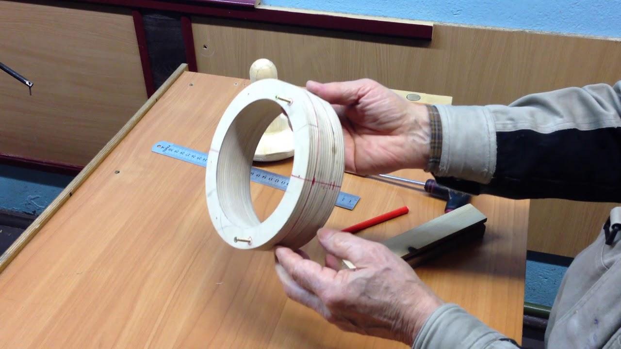Как вырезать кольцо из фанеры своими руками 51