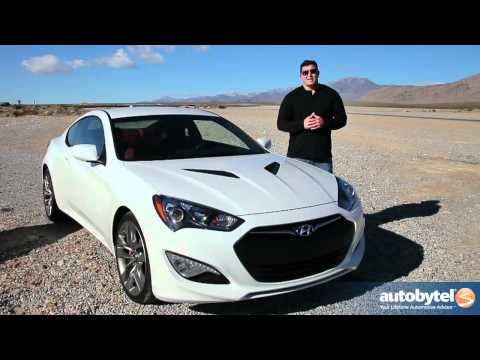 2013 Hyundai Genesis Coupe Test Drive & Car Review