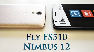 Fly FS510 Nimbus 12 - Обзор смартфона, акб 4000мАч
