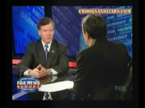 Republican Bob McDonnell Gets Challenged On Fox News