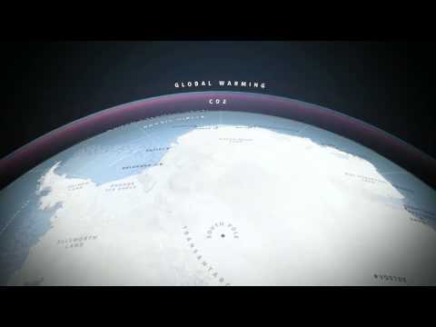 Target 2041 - What is the impact of global warming on Antarctica?