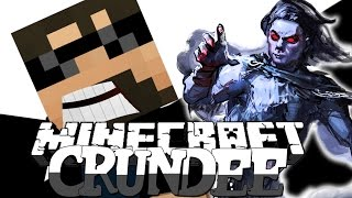 Minecraft: CRUNDEE CRAFT | DEADLY GHOST PRANK!! [14]