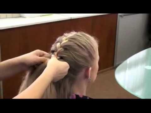 Уроки плетения колоска - видео