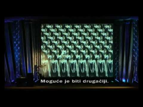 David Icke - Megasession 2009., Zagreb, Croatia; Part 1