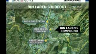 Osama Bin Laden Pakistan Compound