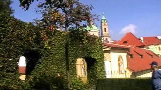 Прага.Сады и парки.