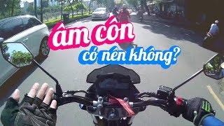ÂM CÔN CÓ NÊN KHÔNG ? | Ride Diary 52 | Vietnam motovlog