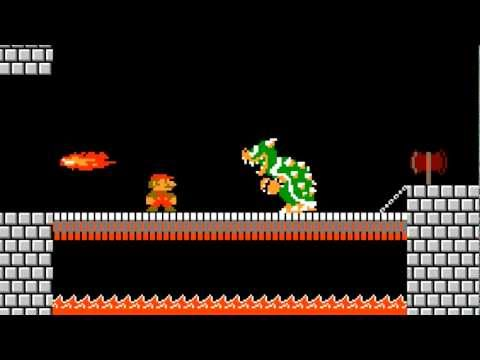 Blood Mario