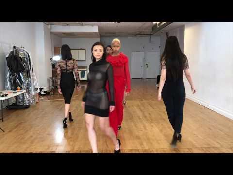 Fashion show Rehearsal