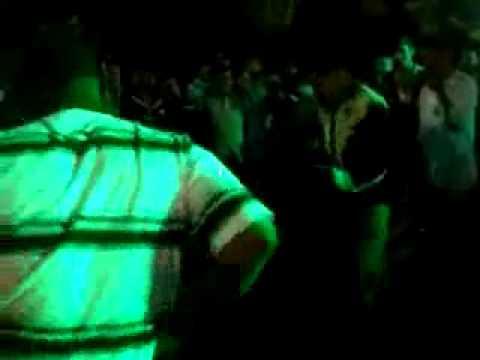 Baile Compadre estilo Michael Jackson