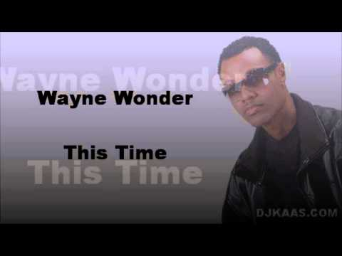 Wayne Wonder - This Time [Promo from MY WAY EP] [Simple Music label - 2013]