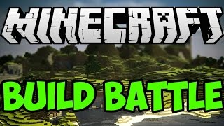 Minecraft:Build Battle -1-Lanet olsun HyPixel :D