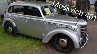 Moskvich 401 (1080p)