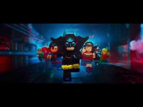 樂高蝙蝠俠電影 - 前導預告
