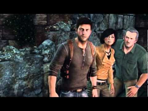 Uncharted 3: Drake's Deception (The Movie)