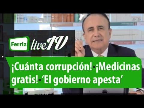 Ferriz LIVE TV- 22 de Abril, 2015-Programa 71