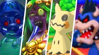 Evolution of Evil Nintendo Doppelgangers (1987 - 2019)