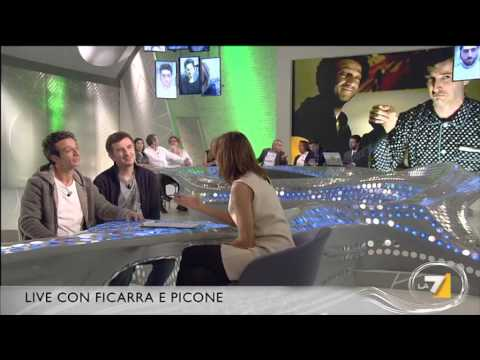 Cristina Parodi Live – Puntata del 23/11/2012