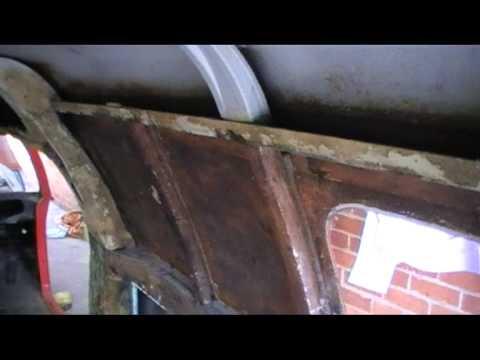 For Sale Genuine Hj Holden Sandman Panel Van Shell Youtube
